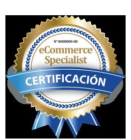 Certificación eCommerce Specialist – eCapacitación | Unidad de Formación y Certificación Regional de eCommerce Institute